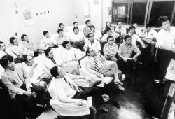 昭和50年代の教室勉強会