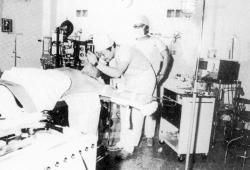 昭和 50 年代の麻酔風景