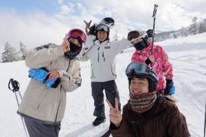 スキーツアー2017